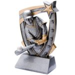 3D Resin Baseball 3D RST Series Resin Trophy Awards