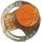 Enamel Basketball Enamel Medal Awards