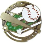Enamel Baseball Enamel Medal Awards
