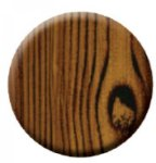 Ball Marker Wood Grain Golf Awards