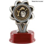 2 Insert Holder Resin Multi-Activity Mylar Resin Trophy Awards