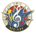 USA Sport Music Medals Music Trophy Awards