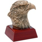 Eagle Head Resin Patriotic Awards
