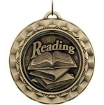 Reading  Spin Scholastic Trophy Awards