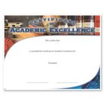 Academic Excellence Scholastic Trophy Awards