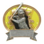 Sport Blaster Legend Softball Sport Blaster Resin Trophy Awards