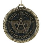Math (No Problem) Value Medal Awards